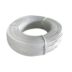 White Wire Cable (per metre)