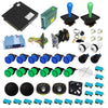 Image of Ultimate 750 in 1 DIY Arcade Kit-Happ Joystick - DIY Arcade Australia