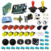 Image of Ultimate 19 in 1 DIY Arcade Kits-Happ Joystick - DIY Arcade Australia