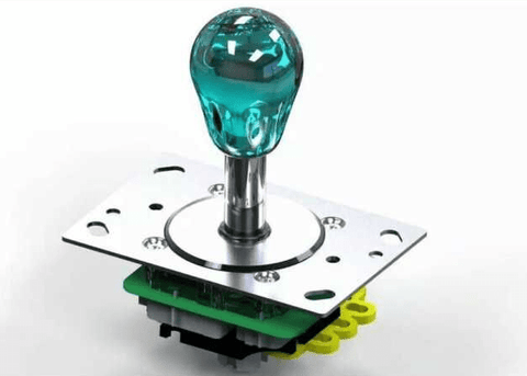 Illuminated Battop Arcade Joystick Deluxe version