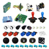 Image of Ultimate 60 in 1 DIY Arcade Kit-Happ Joystick - DIY Arcade Australia