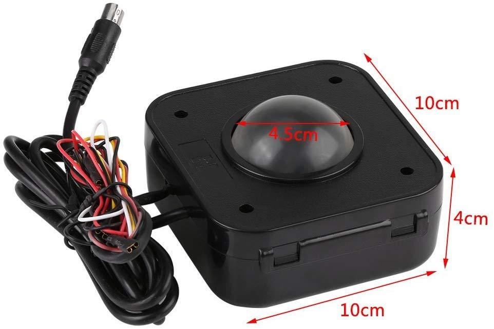 Arcade Trackball Mouse LED