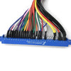"Image of JAMMA Harness for 187"" (4.8mm) push button"
