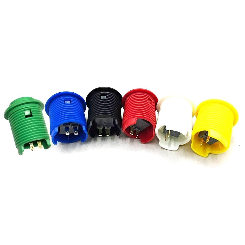 28mm Concave Buttons Switch