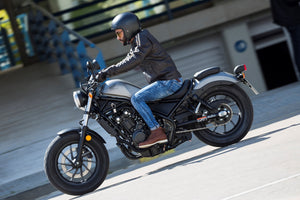 New Honda CMX500 Rebel
