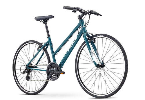 Ladies Hybrid Bike FUJI Absolute 2.1