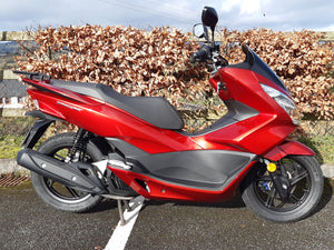 2018 Honda PCX125 181 Reg   2343kms only
