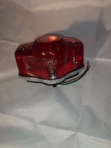 Tail light for Honda C50/70/90 z/zz 6v (1978-1982)