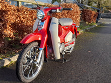 Load image into Gallery viewer, 191 Honda Cub C125A