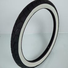 "Load image into Gallery viewer, Honda C50 WhiteWall Tyre 2.25x17"" - Pair (Front and Rear)"