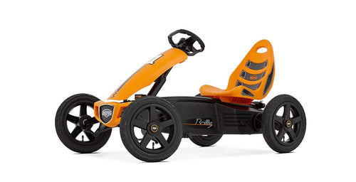 BERG Rally Orange GoKart -  **SHOP PICK UP ONLY**