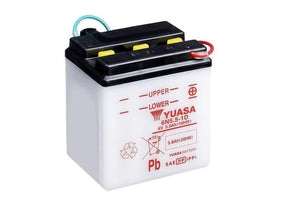 Battery 6v Honda C90 (English Model)  6N5.5-1D  Yuasa