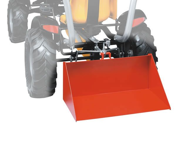 BERG Bucket and Lift Combo for Large GoKart  - **SHOP PICK UP ONLY**