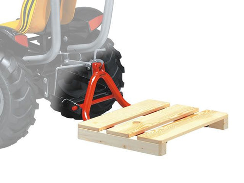 BERG Pallet Fork and Lift Combo for Large GoKart -  **SHOP PICK UP ONLY**