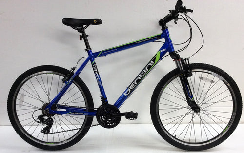"Gents Mountain Bike 26"" Bentini Colorado - Alloy Frame & Front Suspension"