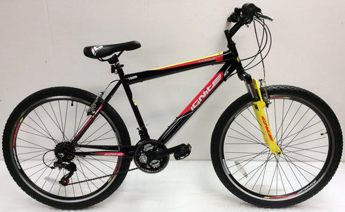 "Gents Mountain Bike 26"" Ignite Blackhawk - Front Suspension"