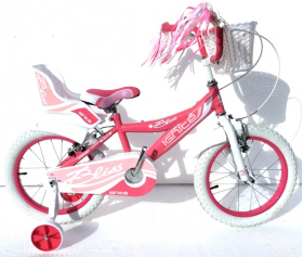 "Kids Bike 16"" Ignite Bliss - Pink"