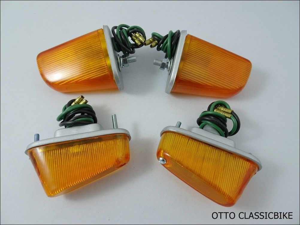 Indicator / Winker set (of 4) to suit C100 (1960's)