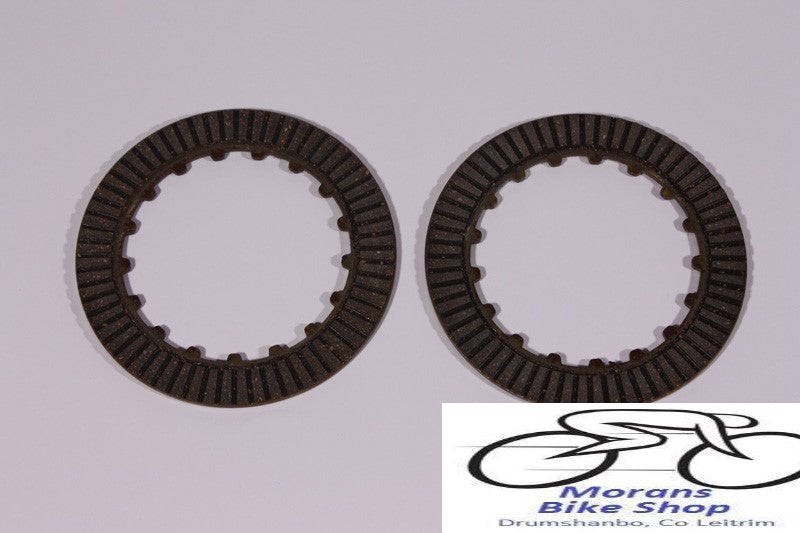 Clutch Plate kit to suit Honda C50/70  2 plate clutch models