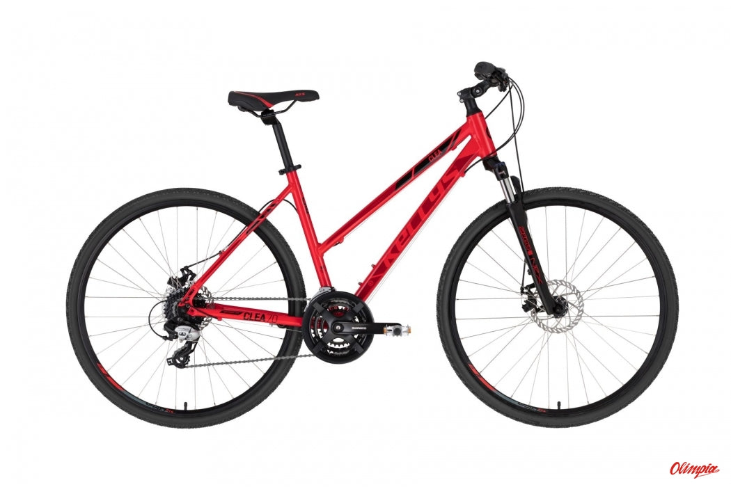 Ladies Hybrid Bike - Kellys Clea 70