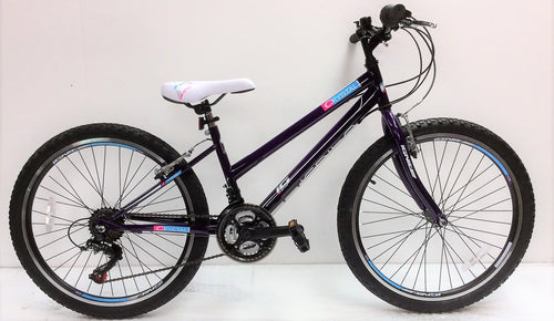 "Kids Bike  24"" Ignite Crystal Girls"