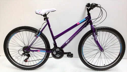 "Ladies Mountain Bike  26"" Ignite Crystal"