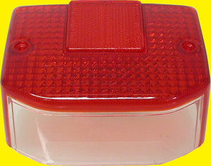 Taillight Lens only for Honda Square Light Cub 90  (1984-2003)