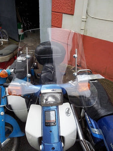 Windshield to suit Honda Cub 50/70/90  Square Headlight Models