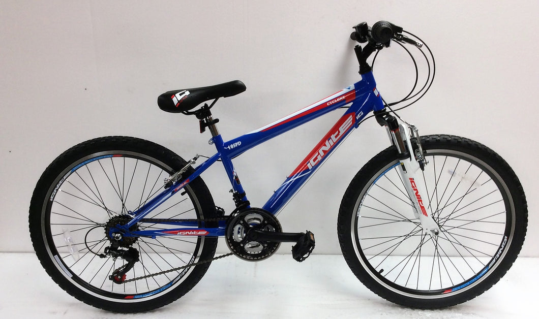 "Kids Bike  24"" Ignite Cyclone F.S. Boys"