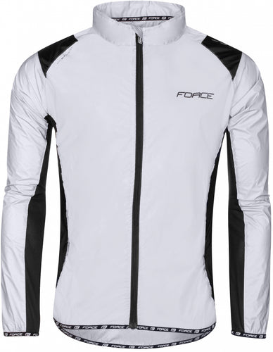 Adult HiVis Jacket - Force Bunda **Fully Reflective**