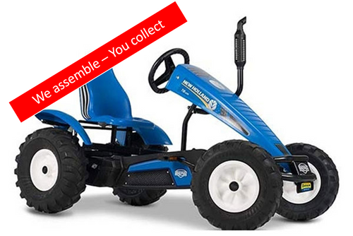 BERG New Holland BFR GoKart