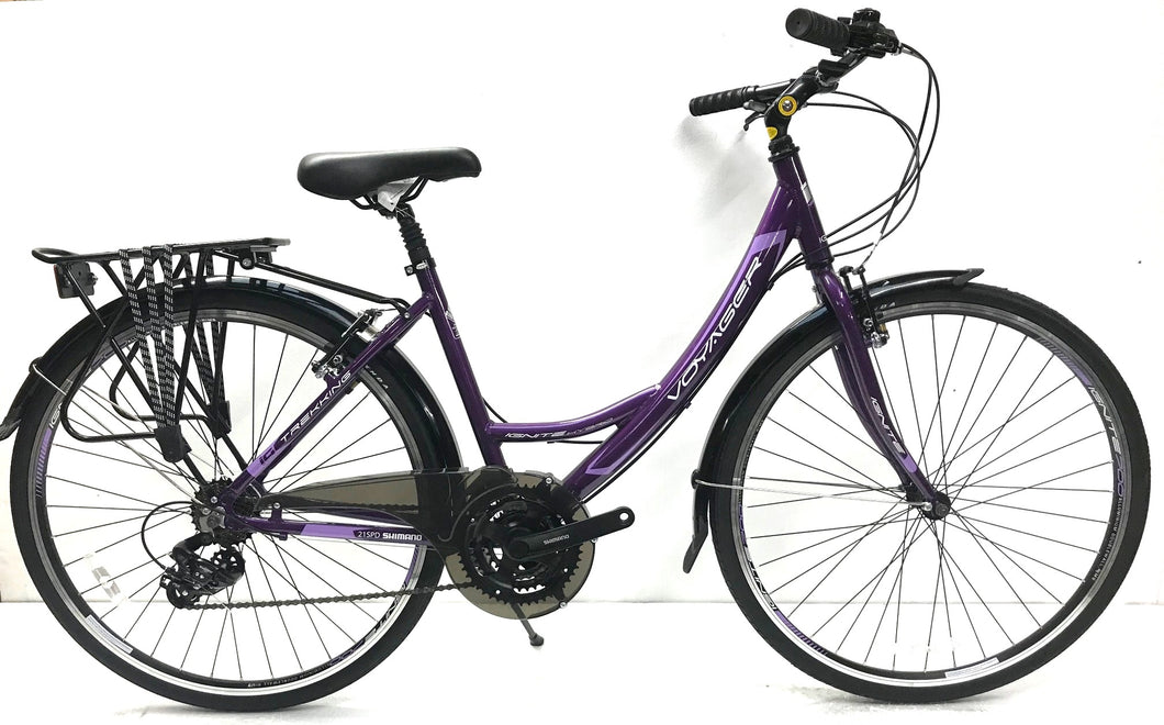 Ladies Hybrid bike Ignite Voyager - Low Step