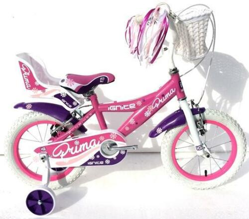 "Kids Bike 14"" Ignite Prima"