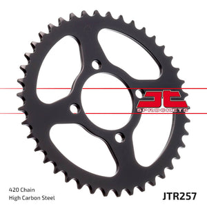 Honda C70 Rear Sprocket  39 tooth