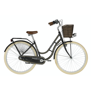 Kellys Arwen Dutch bike - Black