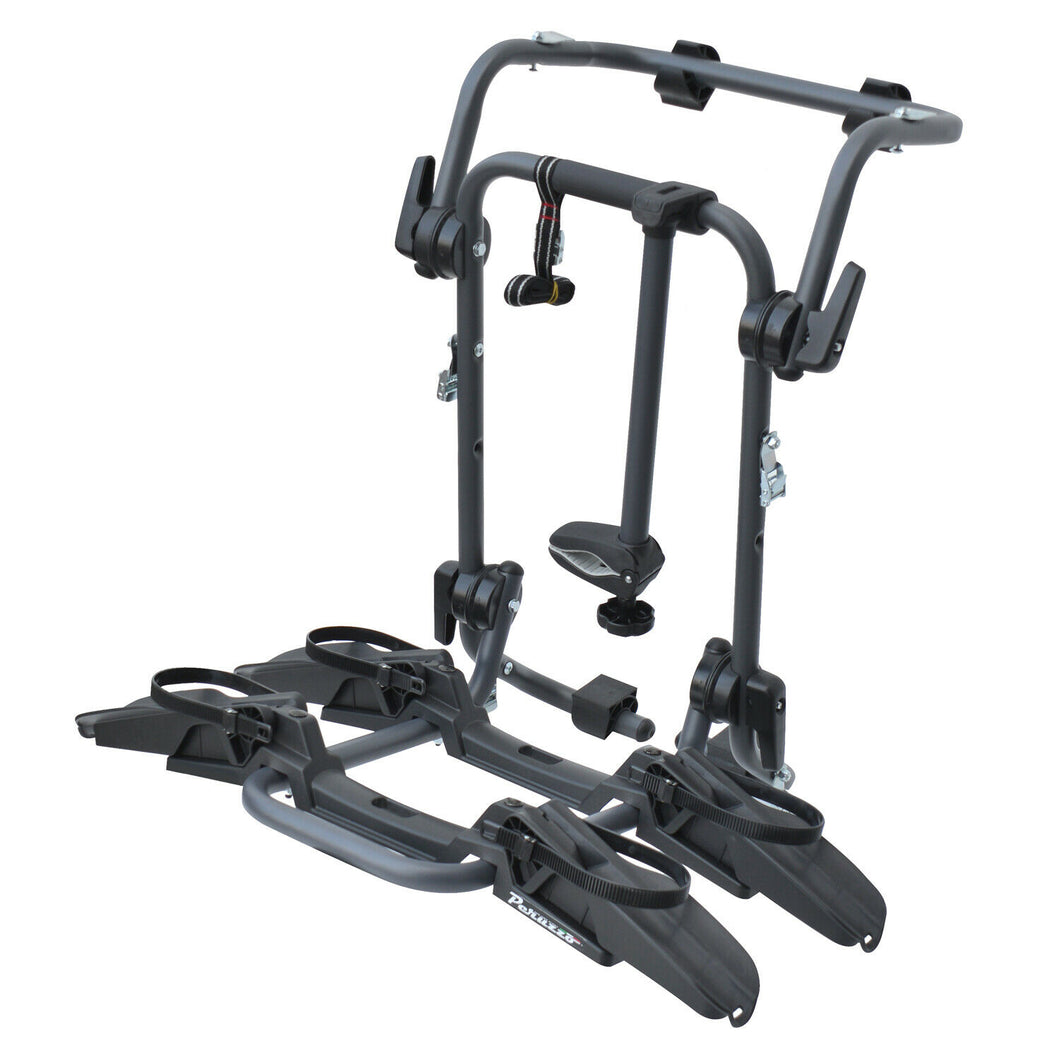 2 E-Bike Rack - Peruzzo  Pure Instinct car rack