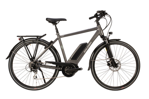 Raleigh Motus Tour Crossbar (Gents) E-Bike (Derailleur)