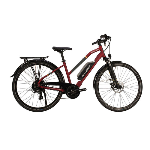 Raleigh Array Open Frame (Ladies) E-Bike