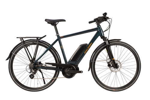 Raleigh Motus Crossbar (Gents) E-Bike