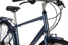 Load image into Gallery viewer, Gents Hybrid Bike Raleigh Pioneer Crossbar