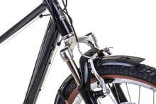Load image into Gallery viewer, Gents Hybrid Bike Raleigh Pioneer Trail Crossbar (Gents)