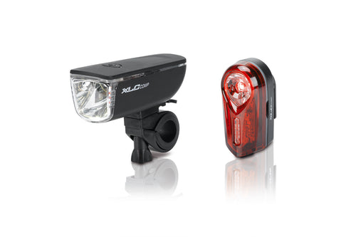 Light Set - XLC  1W Front & 0.12W Rear