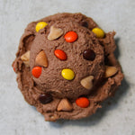 Chocolate Peanut Butter Dream (Brownie Batter / Reese's Pieces, Peanut Butter Chips)