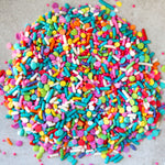 Unbaked's Custom Bright Sprinkles Mix