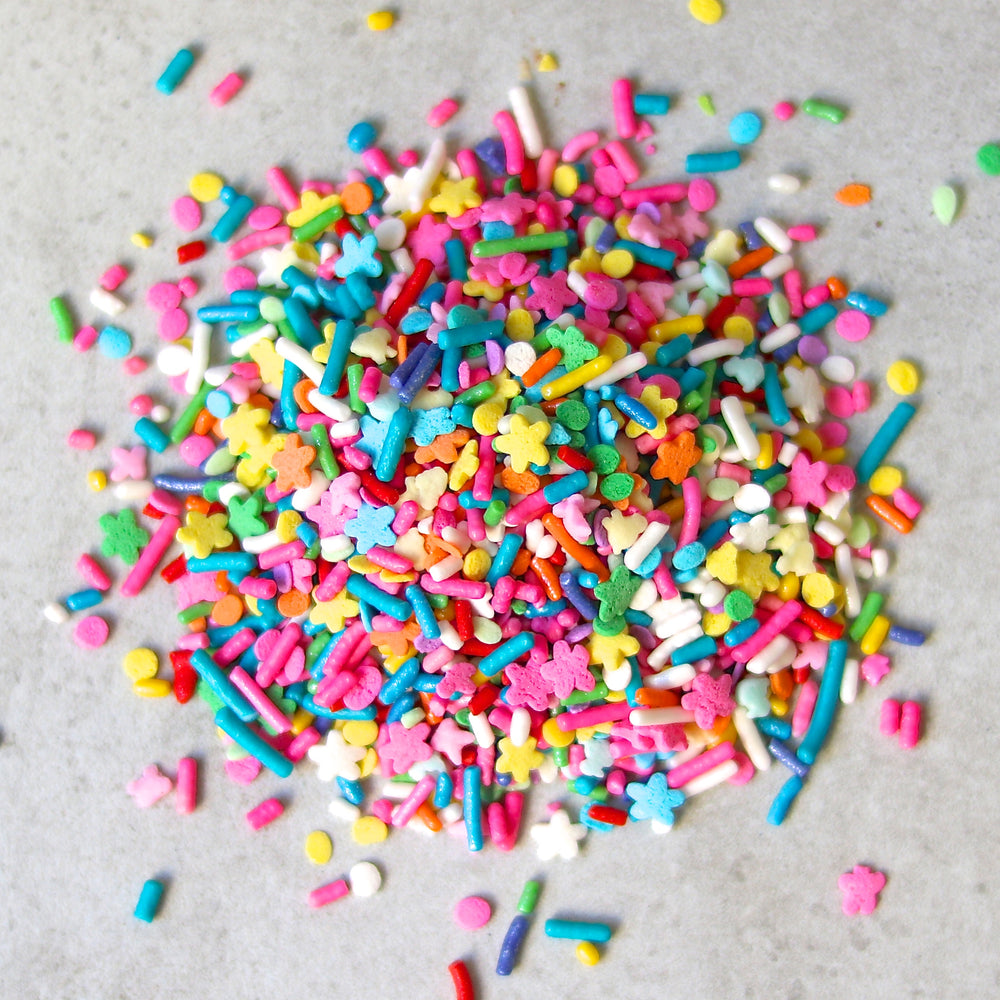 Unbaked's Custom Easter Sprinkles Mix