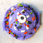 Purple People Eater (Cake Batter / Halloween Sprinkles)