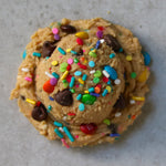 MONSTER (Peanut Butter / Chocolate Chips, Rainbow Sprinkles, M&Ms)