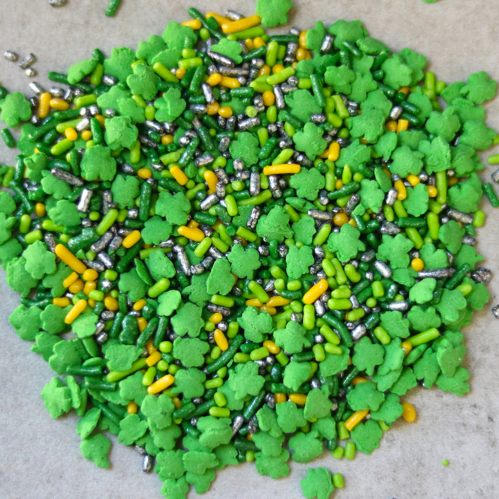 Unbaked's St. Patty's Sprinkle Mix