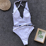 Alice Splice Buckle Bikini Suit