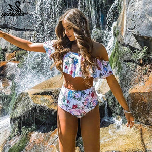 Ivy High Waist Swimwear